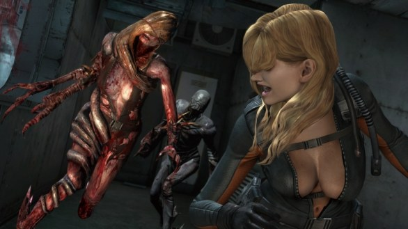 Resident Evil: Revelations HD - galleria screenshot