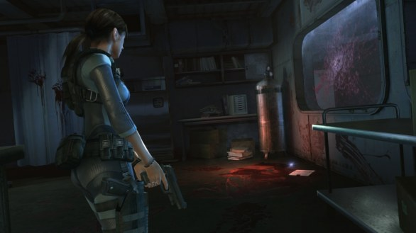 Resident Evil Revelations: Unveiled Edition - nuove immagini