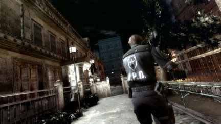 Resident Evil: The Darkside Chronicles - immagini