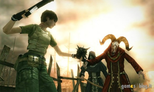 Resident Evil: The Mercenaries 3D - galleria immagini