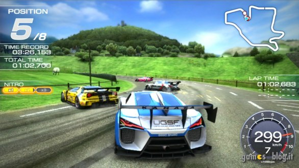 Ridge Racer (PS Vita): galleria immagini