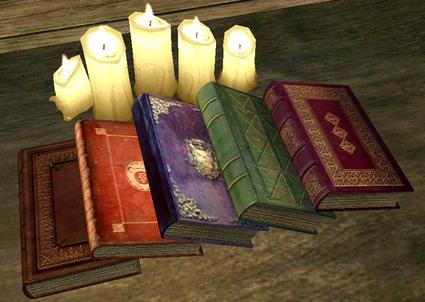 spell tomes