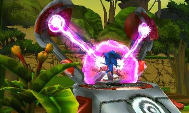 Sonic Boom: Shattered Crystal - galleria immagini