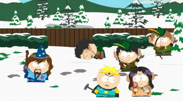 South Park: The Game - immagini e artwork