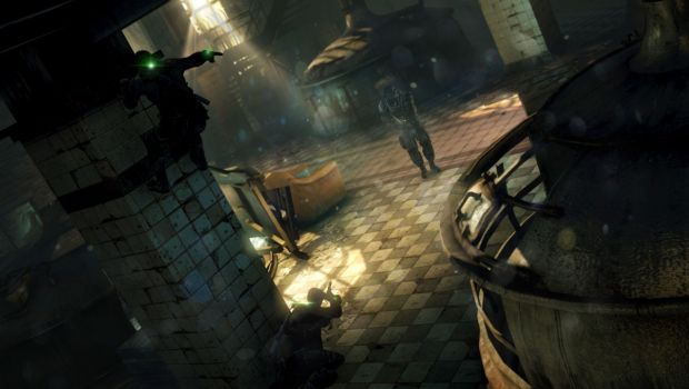 Splinter Cell Blacklist: galleria immagini