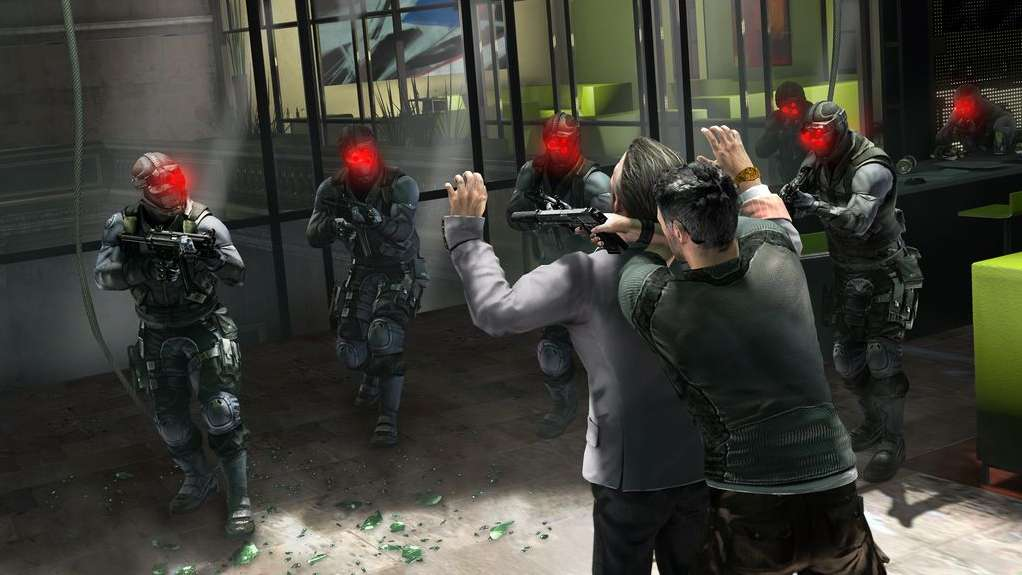 Splinter Cell: Conviction- galleria immagini