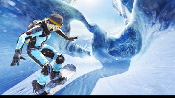 SSX - Elise Riggs