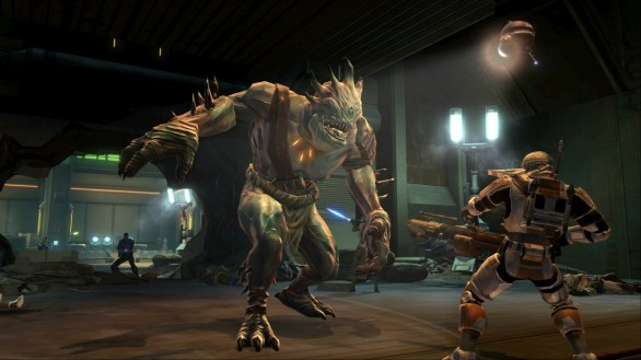 Star Wars: The Old Republic - Rise of the Rakghouls