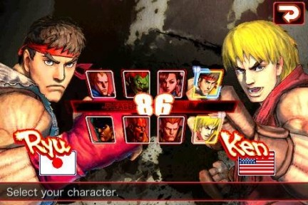 Street Fighter IV (iPhone/iPod Touch): nuove immagini