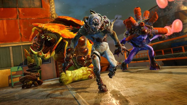 Sunset Overdrive: Mystery of the Mooil Rig - galleria immagini
