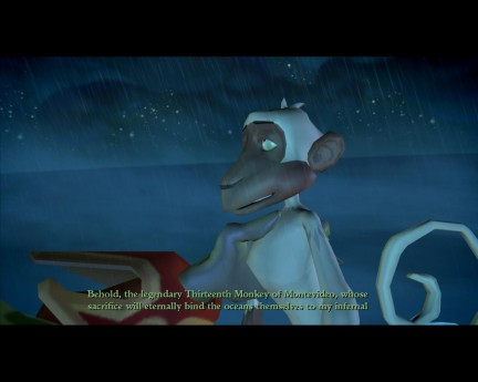 Tales of Monkey Island: Launch of the Screaming Narwhal - immagini