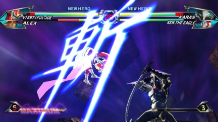 Tatsunoko vs Capcom: Ultimate All-Stars - nuove immagini