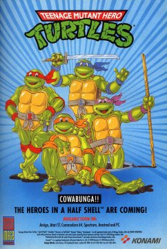 L\'angolo della nostalgia: Teenage Mutant Hero Turtles