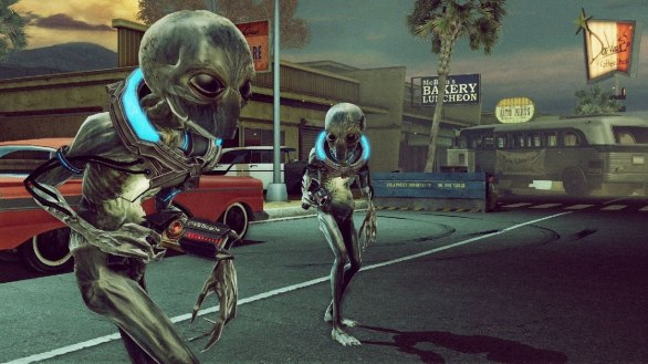 The Bureau: XCOM Declassified - galleria immagini