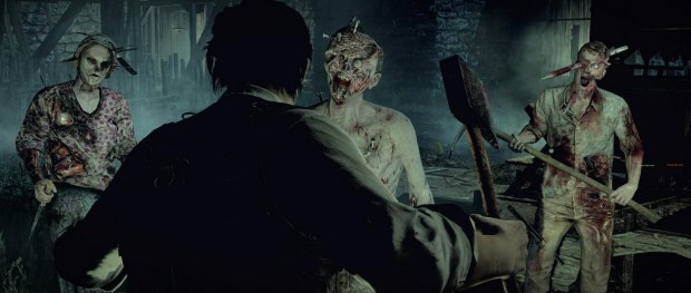 The Evil Within: galleria immagini