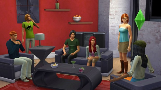 The Sims 4: galleria immagini