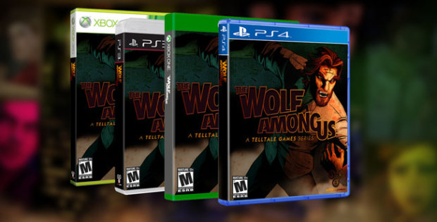 The Walking Dead e The Wolf Among Us arrivano su Xbox One e PlayStation 4