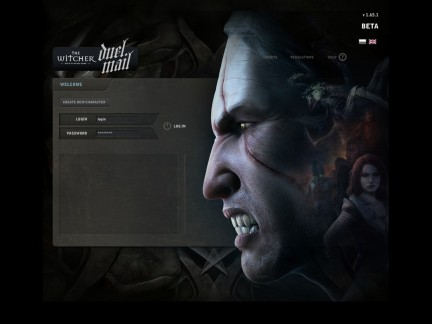 The Witcher: DuelMail