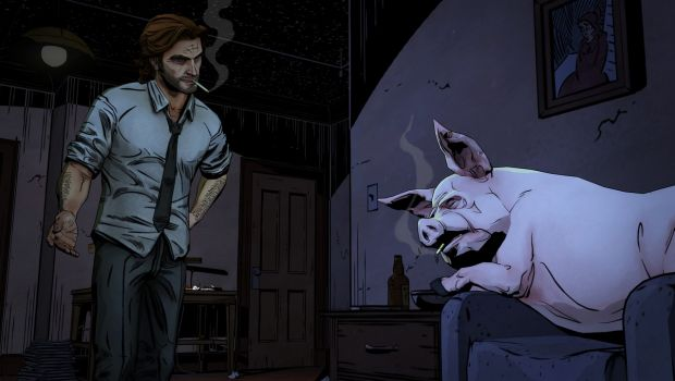 The Wolf Among Us: galleria immagini