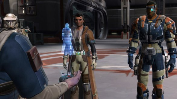 Star Wars: The Old Republic - giocatori calati del 25% da febbraio