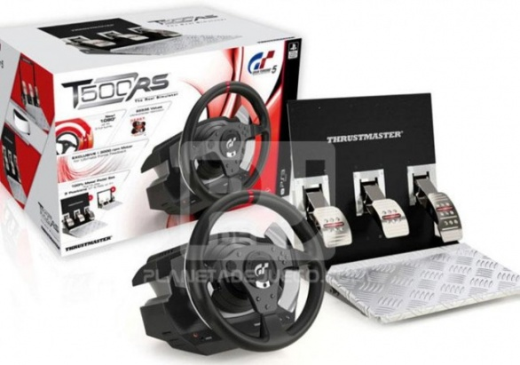 thrustmaster t500rs uscita prezzo e dettagli del volante. Black Bedroom Furniture Sets. Home Design Ideas