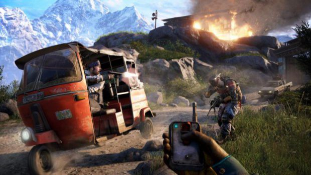 Far Cry 4 entra in fase Gold: mostrato in video il multiplayer competitivo