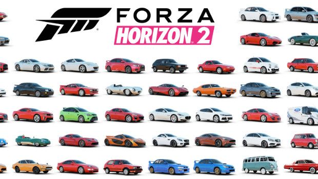 forza horizon 2 svelate le prime 100 auto nuove immagini di gioco. Black Bedroom Furniture Sets. Home Design Ideas