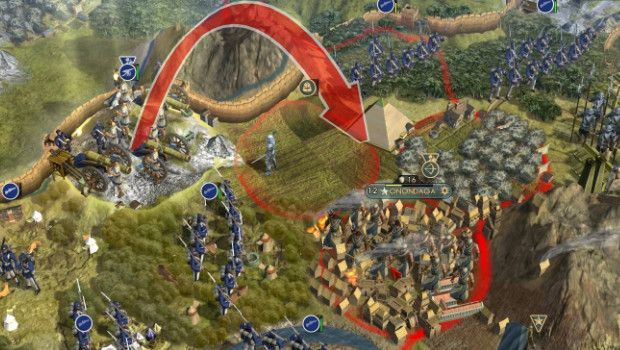 Civilization V | Battle Royale | 42 civiltà guidate dalla CPU | esperimento con Civilization | guerra mondiale