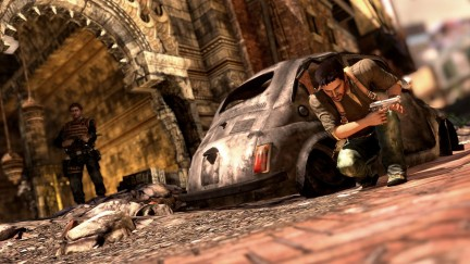 Uncharted 2: Among Thieves - immagini