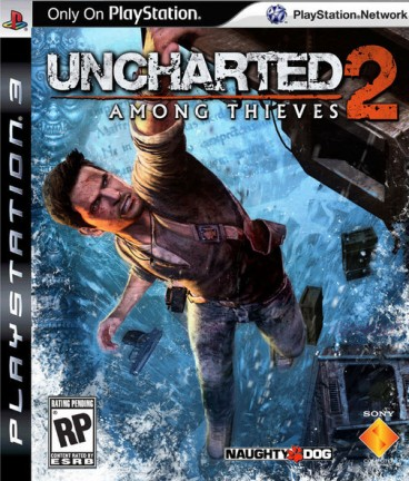 Copertina Uncharted 2: Among Thieves