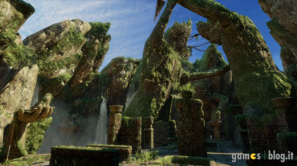 Uncharted 3: Flashback Map Pack n°1 - galleria immagini