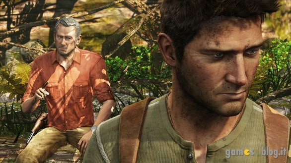 Uncharted 3: Drake's Deception - galleria immagini