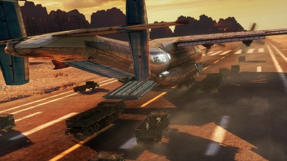 Uncharted 3 Multiplayer Free-to-Play: immagini