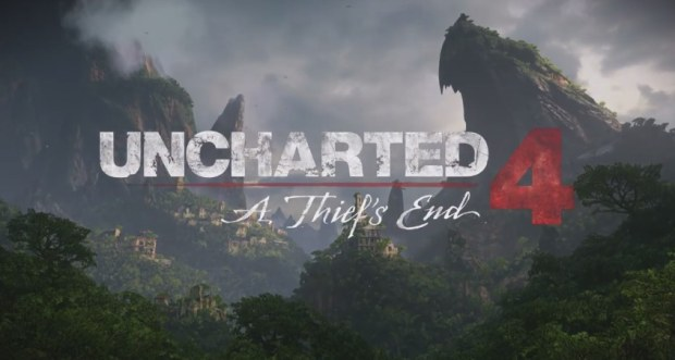 Uncharted 4: A Thief's End, primo video di gameplay