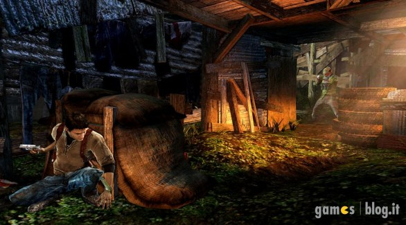 Uncharted: Golden Abyss - galleria immagini