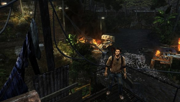 Uncharted: Golden Abyss: nuove immagini