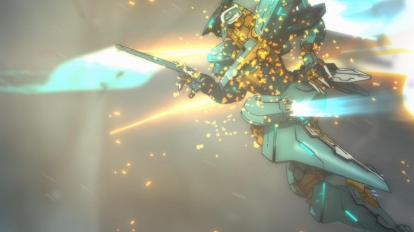 Zone of the Enders HD Collection: immagini
