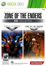 Zone Of The Enders HD Collection: svelati i box-art