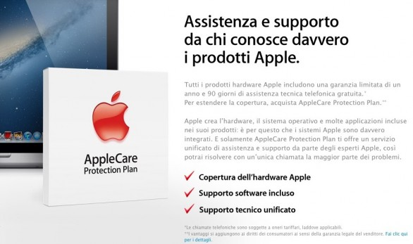 applecare apple