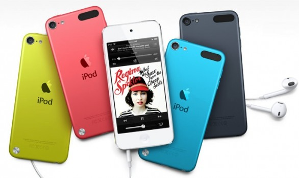 nuovi ipod touch 5g