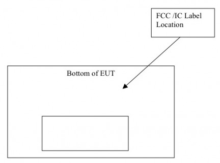 Trackpad depositato alla FCC