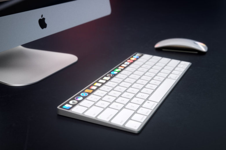 Magic Keyboard con Barra Touch: spuntano i brevetti Apple