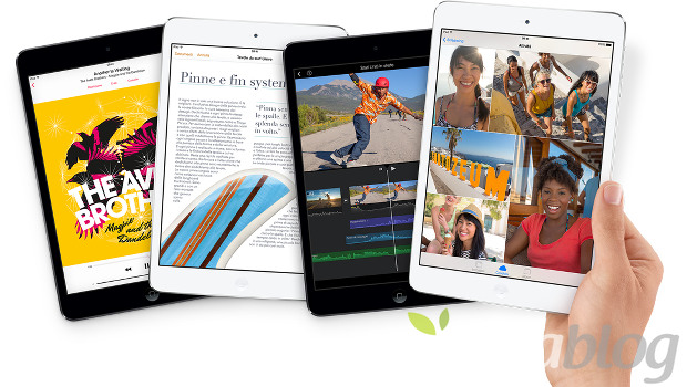 iPad mini 2 con Retina Display