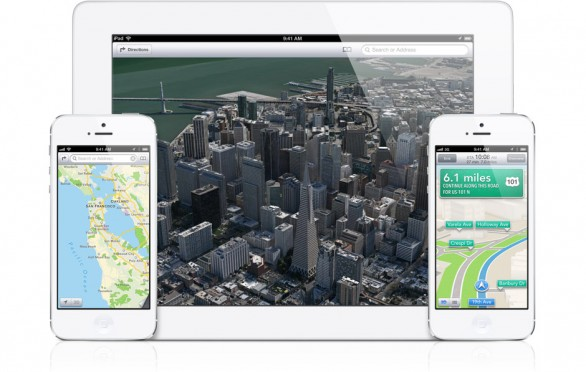 mappe ios 6