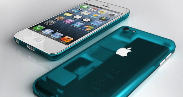 iPhone low cost color