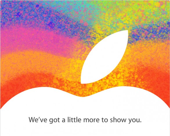 iPad mini Evento ad Ottobre