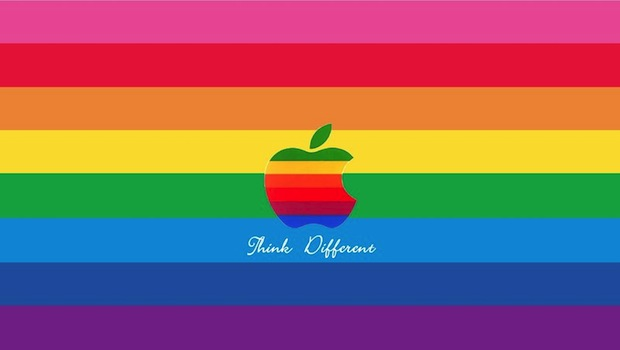 Think-Different-apple-bandiera-gay