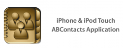 abcontacts per iphone