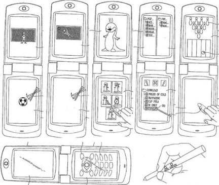 Touch LG patent 01