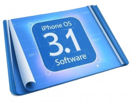 IPhone firmware 3.1